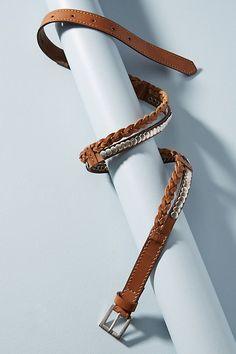 600c0522557 Sierra Layered Belt