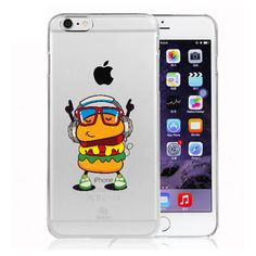 Personalized Custom iPhone 6 6s Plus Cases  Cartoon DJ