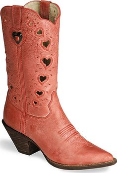 """I have these boots in Black I love them. My Daughter DeAnna got them for me on Mother's Day~ """"The Hearts are all about our love for each other it never ends~"""