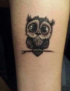 Kuvahaun tulos haulle small owl tattoo