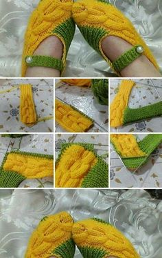 "# # # # Çok güzel patik örneği [ "" So cute but no pattern"" ] Knitting Stiches, Knitting Blogs, Crochet Stitches Patterns, Crochet Designs, Knitting Socks, Baby Knitting, Knitting Patterns, Crochet Toddler, Crochet Girls"