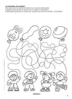 od Kinder world. Free Preschool, Kindergarten Writing, Preschool Printables, Kindergarten Worksheets, Motor Activities, Preschool Activities, Nursery Worksheets, Pre K Curriculum, English Worksheets For Kids
