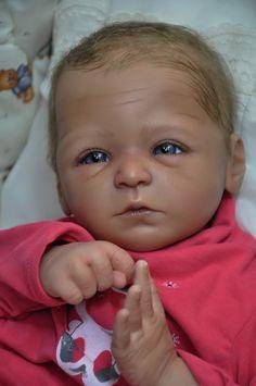 REBORN Doll Baby Newborn Girl  ~PAUL KIT reborn baby doll HEIKE KOLPIN