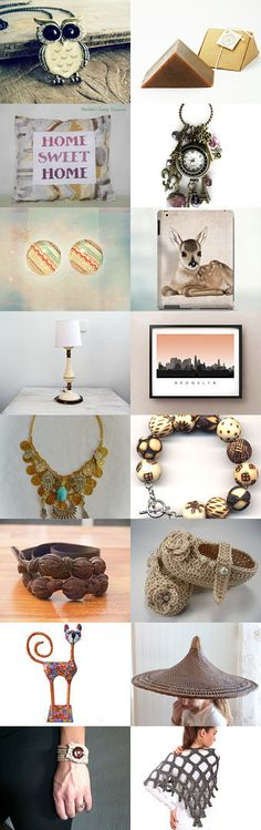Back to nature gift guide  by Stanka Vukelić on Etsy--Pinned with TreasuryPin.com