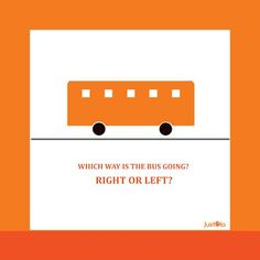 Which way is the bus going? Right OR Left?   Answer with an explanation on why you chose Right Or Left!  Tag your friends and challenge them!   #question #riddle #questionoftheday #puzzle #slovethis #challenge #tagyourfriends #genius #IQtest #IQ #quiz #fun #quizup #quiznight #answerthis #smartone #riddles #riddled #riddlebox #riddleoftheday #questionsandanswers #newquiz #newriddle #newgame #gametime #justforfun #questiontime #questionsthatneedsanswers #questiongame #questionoftheweek