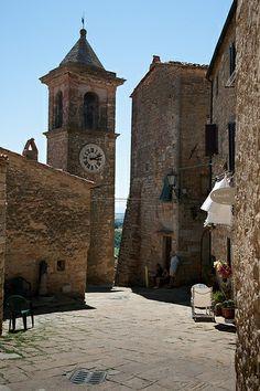 Casale Marittimo in der Toskana #TuscanyAgriturismoGiratola