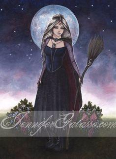 Zodiac Witch Series by Jennifer Galasso | Capricorn