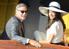 Italy- Clooney's wedding