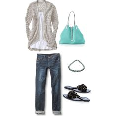 """""""Summer-Autumn Outfit"""" by hmd9627 on Polyvore"""