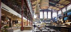 Mercato Centrale Firenze, Archea Associati