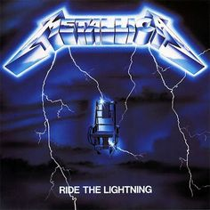 Metallica - Ride the Lightning - If there's a better opening track on any album than Fight Fire with Fire then you can go fuck yourself
