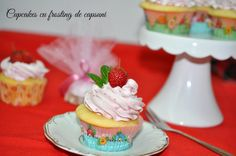 adi`s blog - Jurnal culinar Cupcakes, Frosting, Muffins, Desserts, Blog, Postres, Cupcake, Deserts, Cup Cakes