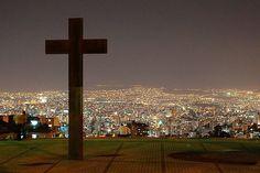Belo Horizonte -Praça do Papa