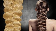 "Moderna Trenza de 5 |   5-Strand ""Slide-Up"" Braid 