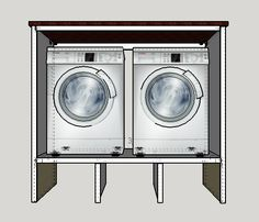 """Obtain wonderful recommendations on """"laundry room stackable washer and dryer"""". They are available for you on our web site. Laundry Room Remodel, Laundry Closet, Laundry Room Organization, Laundry Room Design, Laundry Rooms, Washer And Dryer Pedestal, Laundry Room Pedestal, Washing Machine Pedestal, Bathroom Crafts"""