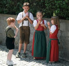The village of St. Village Kids, St Florian, Kids Clothing, Boy Fashion, Baby Shower Gifts, Girls, Knitwear, Kids Outfits, Overalls
