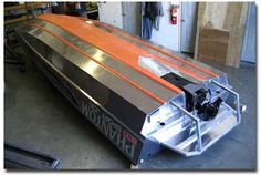 Jet Drive for 10m tour boat - weed and shallow water solution needed - Boat Design Forums