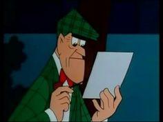 Nick Knatterton Zeichentrickserie