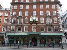 Fortnums exterior small