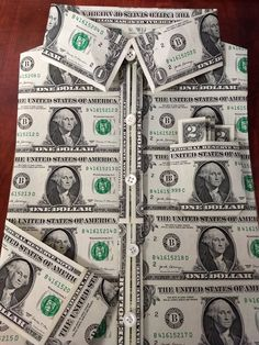 Money Dress Shirt, Gift For Him, Gift for Boyfriend, Gift fo… – Gift For Men Diy Clothes Gifts, Valentine Day Gifts, Holiday Gifts, Christmas Gifts, Valentines, Money Bouquet, Best Boyfriend Gifts, Boyfriend Ideas, Creative Money Gifts