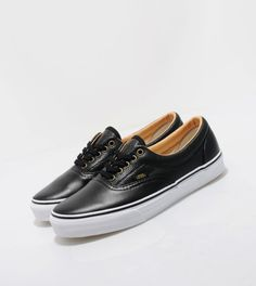Vans California Era - Size? Exclusive - Black