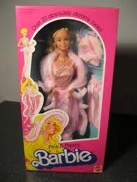 Pretty & Pink Barbie