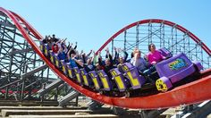 Roller Coaster BUZZ | Top 10 roller coasters to get you screaming in 2016 | Fox News