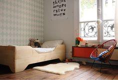 Cama para niños http://www.mamidecora.com/muebles-camas-infantiles-kalon.html