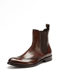 Great boot for The Dapper Dude -Wingtip Boots by Antonio Maurizi on Gilt.com
