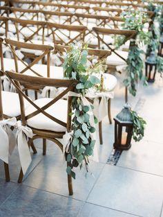 Romantic Greenery Wedding Jen   Tim
