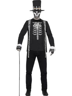 Buy Witch Doctor Costume Adult Voodoo Halloween Horror Fancy Dress Party Outfit at online store Fairy Halloween Costumes, Mardi Gras Costumes, Adult Costumes, Halloween Ideas, Witch Doctor Costume, Voodoo Costume, Skeleton Fancy Dress, Halloween Fancy Dress, African Witch Doctor