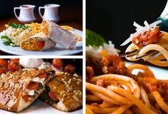 Meniu Dominium Pizza, Restaurant, Chicken, Meat, Food, Diner Restaurant, Essen, Restaurants, Yemek
