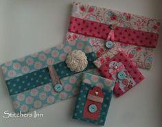 Emmeline Bag Tutorial by Stitchers Inn  www.stitchersinn.com
