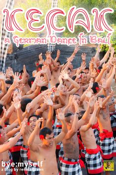 Pinnable Picture on the Post on KECAK - a German Dance in Bali Packing Tips For Travel, Traveling Tips, Travel Ideas, Asia Travel, Travel Usa, Female Dancers, Dutch East Indies, Dutch Artists, Ubud
