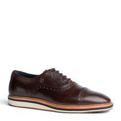Tommy Hilfiger SS13 Audely Leather Dress Shoe #tommyhilfiger #SS13 #menswear #Spring2013