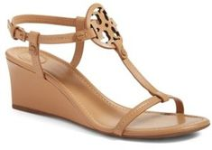 d7110994bc05 Tory Burch Miller Wedge Sandal - ShopStyle