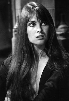 "Caroline Munro as Laura from ""Dracula AD 1972""."