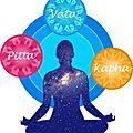 Les trois doshas en ayurvéda : vata ou le mouvement.