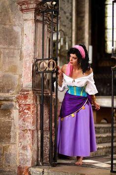 esmeralda cosplay - Google Search