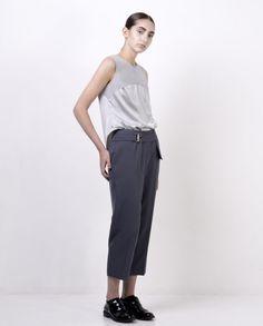 Bottoms Archives | NED - New Emerging Designers Grey Pants, Normcore, Comfy, Silk, Designers, Shirts, Fashion, Gray Slacks, Moda
