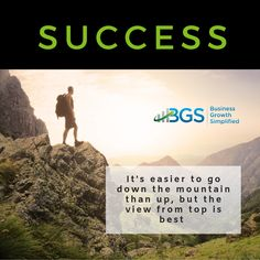 Not seeing the #success you want from your #smallbusiness? #Successful #entrepreneurship requires a few simple things. Are you doing what you need to?