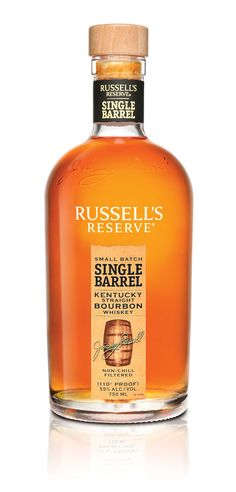 Russell's Reserve Single Barrel Bourbon | 110 Proof