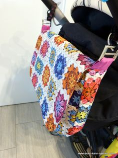 Wickeltasche die Dritte – vergrößerte Trag-es – Jeder kann nähen