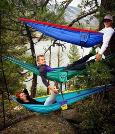 Hangout in the great outdoors of the High Sierra