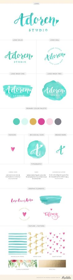 A redesigned brand and custom Shopify website for a watercolor artist's print shop. Including print design, product photography, and copywriting.