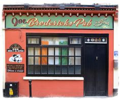 Brodericks Listowel - Click pub photo image above to purchase your #Pubs of #Ireland Photo Print with PayPal. You do not need a PayPal account to purchase photo. Pubs of Ireland photos are perfect to display in any sitting room, family room, or den to celebrate a family's Irish heritage. $9.00 (plus $5 shipping & handling in USA)