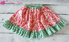 Cece's Circle Skirt | YouCanMakeThis.com