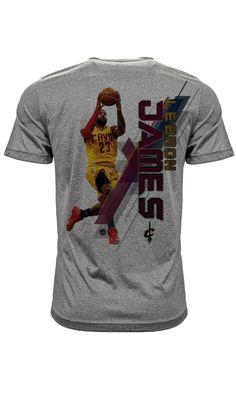 LeBron James Cleveland Cavaliers Fadeaway T-Shirt Boston Celtics T Shirts aed65ec91