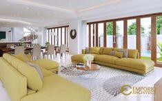 Jasa Arsitek Ubud, Bali Desain Rumah Ibu Maharani