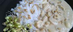 Omáčka na těstoviny z kešu oříšků nutriblog, delimano